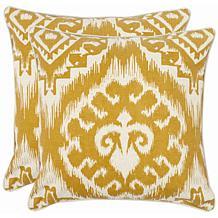 "Safavieh Amiri Collection Set of 2 Pillows - 22"""