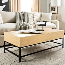 Safavieh Gina Lift-Top Rectangular Coffee Table