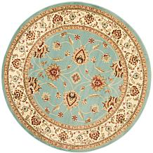 Safavieh Lyndhurst Eleanor 5-1/4' x 5-1/4' Round Rug