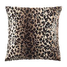 "Safavieh Zahara Cheetah 20"" x 20"" Pillow"