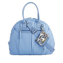 Samantha Brown To-Go Quilted Dome Duffle