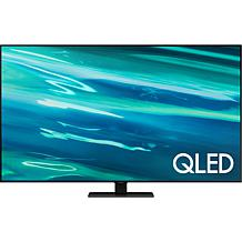 "Samsung 55"" Q80A QLED Flat 4K QHDR Smart TV"