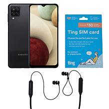 """Samsung Galaxy A12 6.5"""" HD+ 64GB Unlocked GSM Smartphone"""