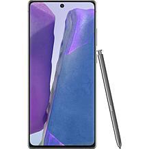 Samsung Galaxy Note20 256GB Hybrid Dual SIM Unlocked GSM Smartphone