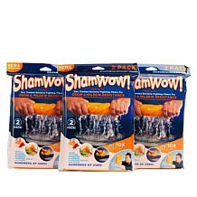 ShamWow Cleaning Cloths 6-pack