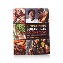 Simply Ming Simply Delicious Square Pan Cookbook