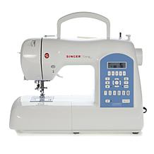 Singer Curvy Computerized Sewing Machine with Foot Package