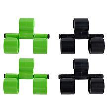 Smarter Hook Set of 4 Snap-on Multi-Use Hooks