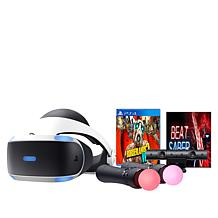 Sony PlayStation VR Bundle with Borderlands 2 and Beat Saber Games