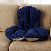 South Street Loft Sherpa Soft Backrest Pillow