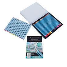 Spectrum Noir Aqua Marker and Pencil Bundle