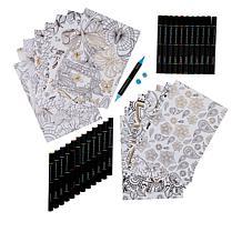 Spectrum Noir Tri-Blend Markers 24-pack & 2 Colorista Pads Bundle