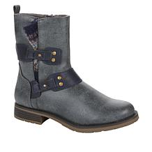 Sporto® Sheila Water-Repellant Moto Boot