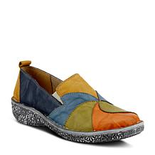 Spring Step Whirlie Leather Loafers
