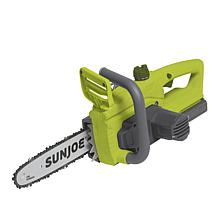 "Sun Joe® 10"" 2.0-Ah Cordless Chainsaw Kit"