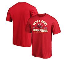 Super Bowl LIV Champions Men's Lateral Short-Sleeve Tee
