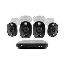 Swann 4K Surveillance System Kit w/4-Channel 1TB DVR & 4 Cameras