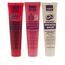 The Beauty Spy 3-piece Miracle Balm Set