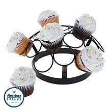 The Cupcake Rack 19-Cavity Cupcake Holder