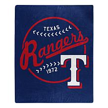 The Northwest Company Officially Licensed MLB Rangers Moonshot Throw