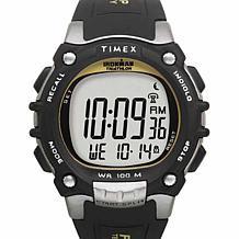 Timex Men's Traditional Ironman 100-Lap Resin Watch