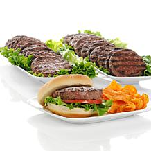 Tony Little Body by Bison 100% Bison Burgers 20ct