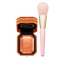 Too Faced Diamond Light Bronzer and Brush Set
