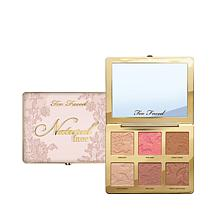 Too Faced Natural Highlight, Blush, Bronzing Veil Face Palette
