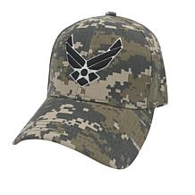 U.S. Air Force Digital Camo Adjustable Cap