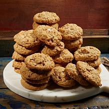 Velvet Rope Salted Caramel Apple Oatmeal Cookies