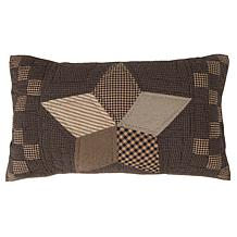 VHC Brands Farmhouse Star Sham - King