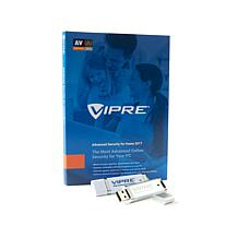 VIPRE™ Advanced Security for Home 2017 for 8 PCs
