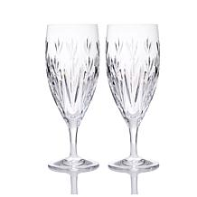 Waterford Heritage Set of 2 Iced Beverage Glasses