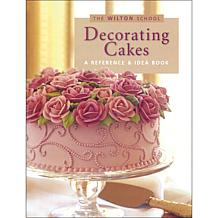 Wilton Books - Decorating Cakes