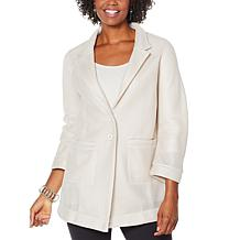 WynneLayers Mesh Blazer