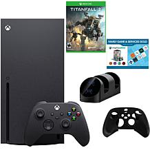 Xbox Series X Console with Titanfall 2, Accessories and Mega Voucher