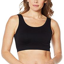 Yummie Soft Scoop Seamless Bra with Removable Pads