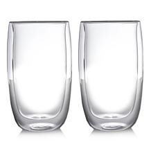 ZWILLING J.A. Henckels Sorrento 11.8oz Latte Glasses