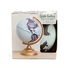1 Canoe 2 Globe Gallery Bundle - Map