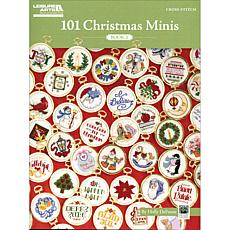 """101 Christmas Minis: Book 2"" by Leisure Arts"