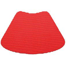 "12 Fishnet Wedge-Shape Placemats - 18-1/2"" x 13"""