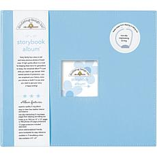 "12"" x 12"" Storybook Album - Bubble Blue"