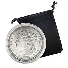 1921 P-Mint Uncirculated Last Morgan Silver Dollar
