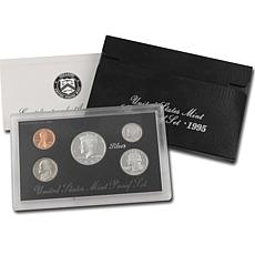 1995 S-Mint Silver Proof Set In Original Packaging