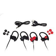 2-pack Rhythm Wireless Sweat-Resistant Earbuds