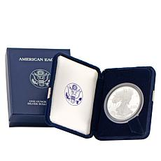 2006 W-Mint Proof Silver Eagle Dollar Coin