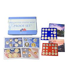2009 Largest U.S. Proof and Mint Sets