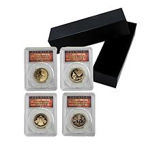 2019 PR70 PCGS American Innovation 4-Coin Set