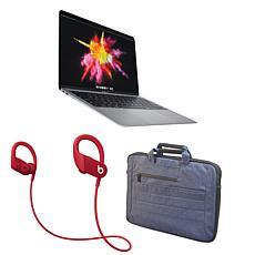"""2020 Apple Macbook Air 13"""" Intel i3 8GB RAM 256GB SSD w/Powerbeats"""