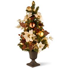 3 ft. Decorative Collection Inspired by Nature Entrance Tree with C...